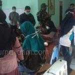Pemerintah Desa Ngepung Nganjuk Produksi 5000 Masker Untuk Warga