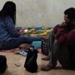Warga Kediri Gerebek Wanita Bersuami Berduaan Dengan Bujang di Kos