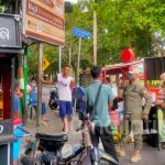 Steril COVID-19, PKL Diimbau Tidak Berjualan di Alun-alun Jombang
