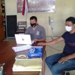 Curi Motor, Pengamen Kediri Ditangkap Polisi