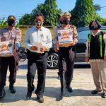 Kasatresnarkoba Polres Jombang Anjangsana ke Purnawirawan Polri