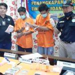 Pengedar Sabu Jaringan Surabaya-Magetan Keok di Tangan BNNK Nganjuk