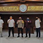 Jalin Silaturahim, Kapolda Jatim Gelar Pertemuan dengan BEM Nusantara
