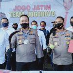 Amankan Jimat, Jatanras Polda Jatim Tembak Mati Dua Spesialis Curas