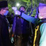 Patroli Malam di Jombang Beri Rasa Aman Sekaligus Ingatkan Protokol COVID-19
