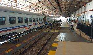 KAI Operasikan Kereta Mutiara Selatan di Masa Liburan Iduladha 2020