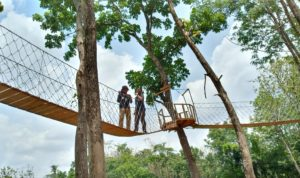 Mahasiswa KKN UGM Dukung Penguatan Eco-Tourism di Ngawi