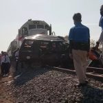 Tergesa-gesa Berobat, Panther Dihantam KA Dhoho di Kediri, Tiga Tewas