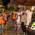 Tak Pakai Masker, Puluhan Warga di Kota Madiun Disanksi Kerja Sosial