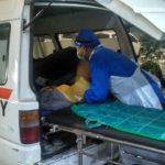 Pemotor Tuban Mendadak Sesak Napas Dievakuasi ke RS Bhayangkara Kediri
