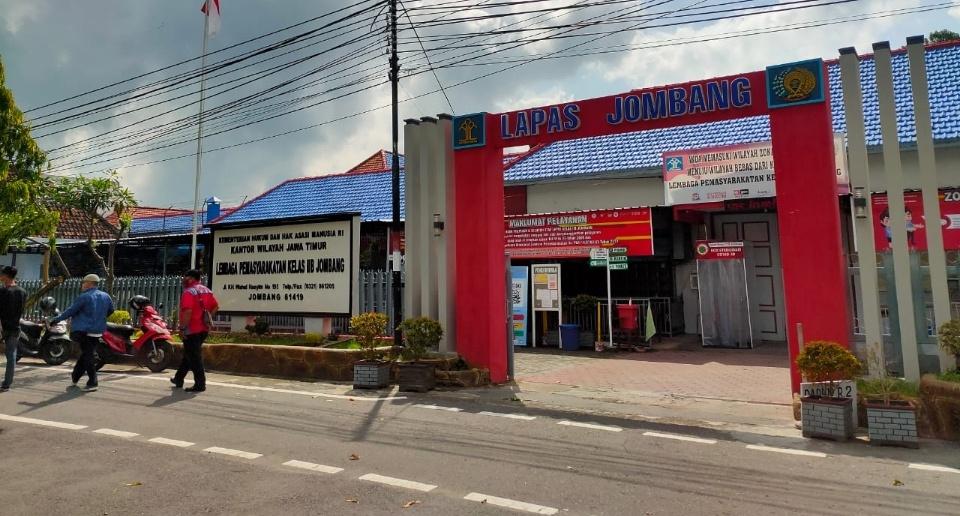 Remisi Kemerdekaan 449 Warga Binaan Lapas Jombang Turun Bertahap