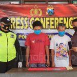 Dua Pelaku Judi Togel Online di Mojowarno Jombang Ditangkap
