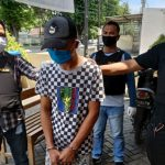Duduk di Perempatan, Residivis Pembobol Rumah Makan di Jombang Dibekuk