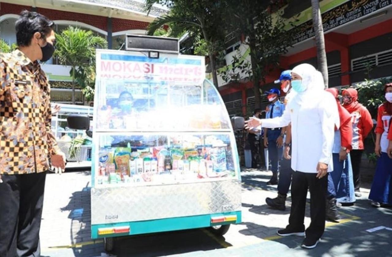 Mokasi, Mobil Listrik Ciptaan Siswa SMK Model PGRI 1 Mejayan Madiun