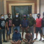 Spesialis Pencuri Hewan Ternak Antar Kabupaten Digulung Polres Kediri