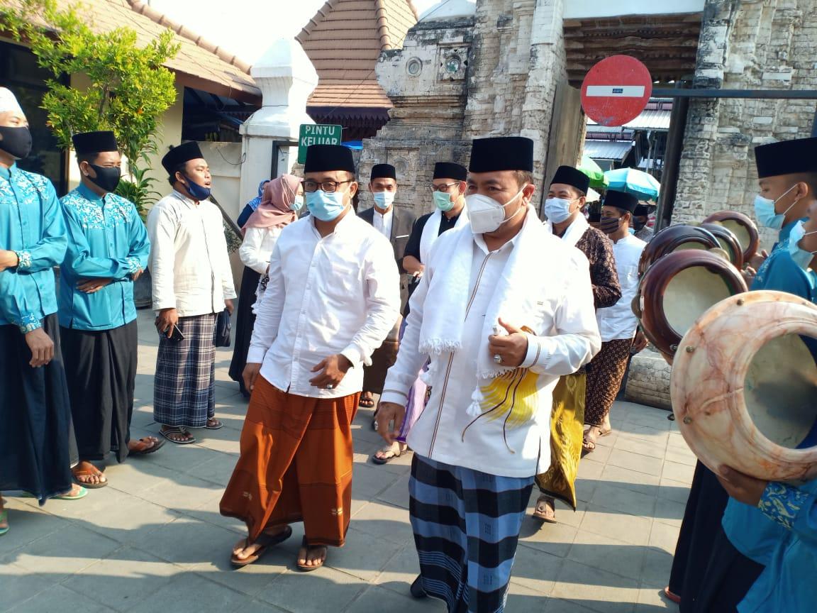 Bawaslu RI Kunjungan ke Tuban, Ajak Santri Awasi Pelaksanaan Pilkada 2020