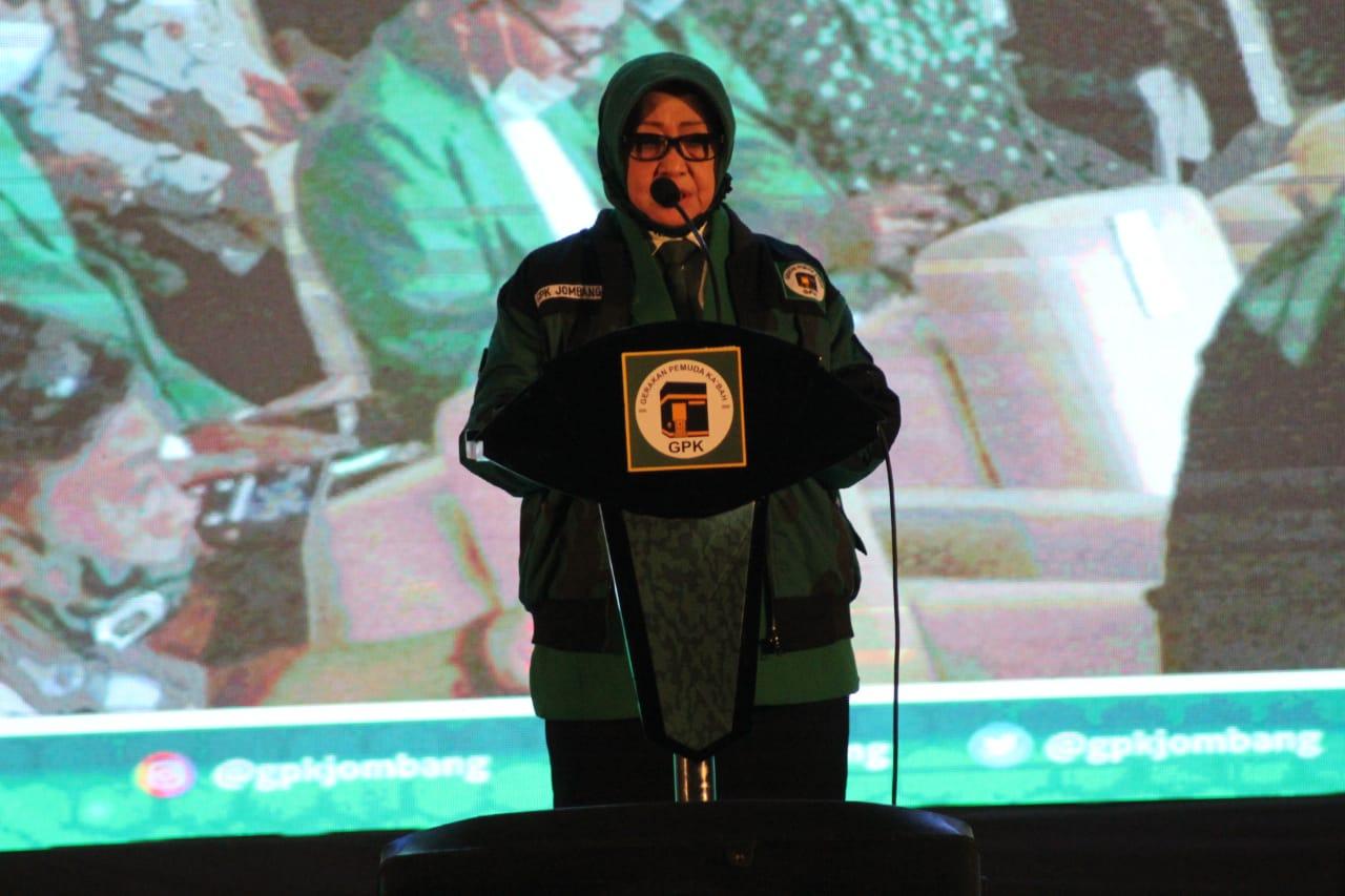 Bupati Mundjidah Minta Pemuda Ka'bah Menangkan PPP di Pemilu 2024