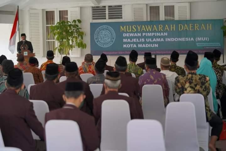 Wali Kota Madiun Harapkan Sinergi Dengan MUI Kian Optimal