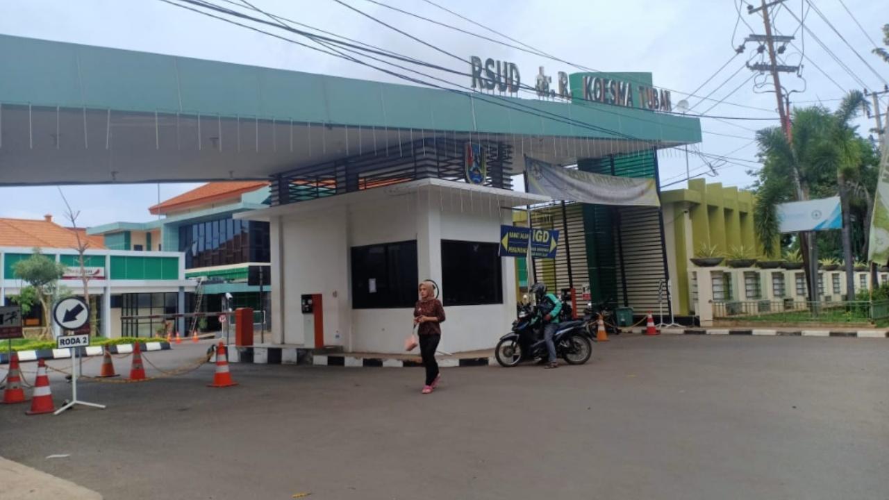 Dokter Meninggal COVID-19, Pelayanan IGD RSUD Koesma Tuban Ditutup