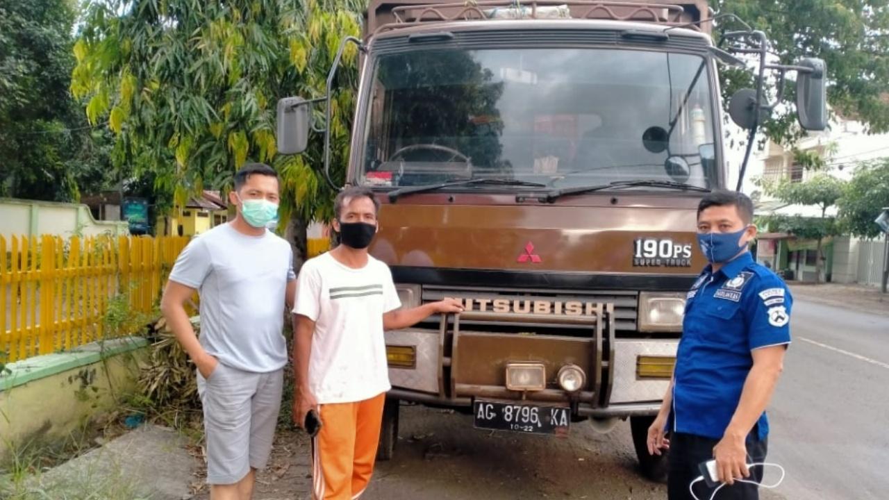 Sopir Tabrak Lari Motor Ninja di Kediri Ditangkap di Tulungagung