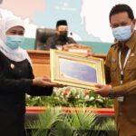 Kota Madiun Terima Penghargaan WTP Tercepat Pelaporan Keuangan