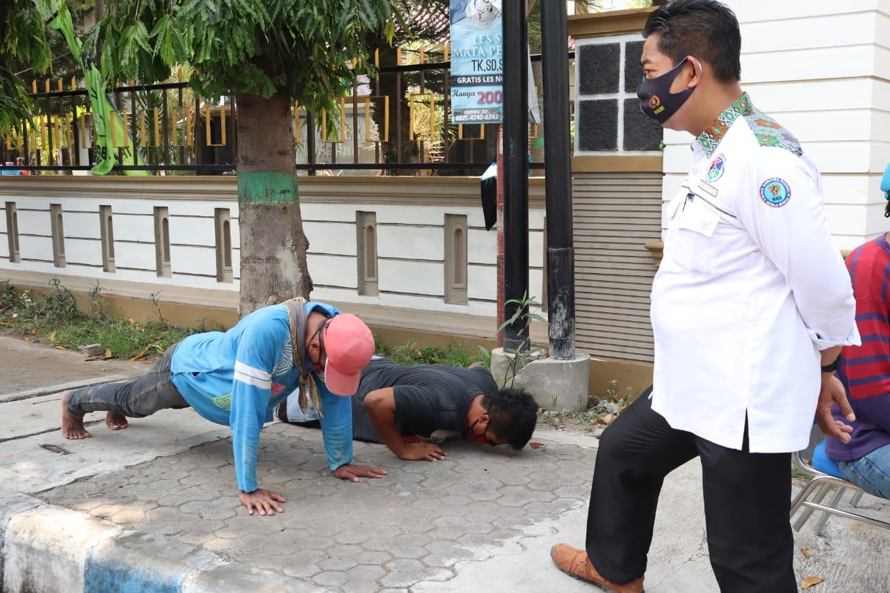 Operasi Yustisi di Jombang Temukan 32 Pelanggar Tak Pakai Masker