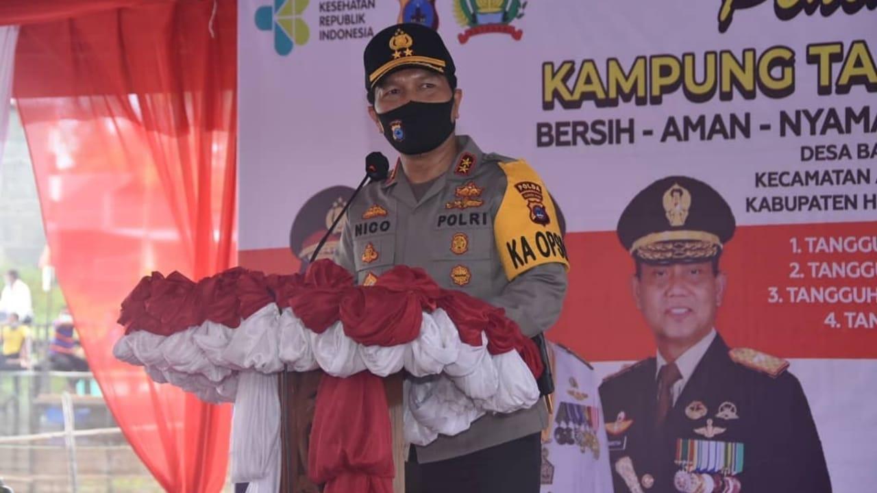 Irjen Pol Nico Afinta Jabat Kapolda Jatim Gantikan Muhammad Fadil Imran