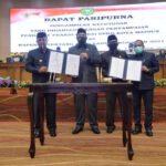 Paripurna DPRD Kota Madiun, Tujuh Fraksi Sepakati Raperda APBD 2021
