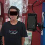 Polisi Tangkap Seorang Pengecer Pil Koplo di Kota Kediri
