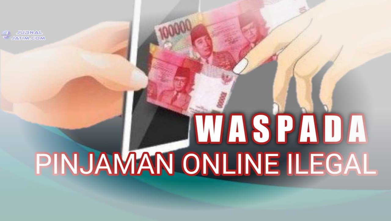 Pinjaman Online Ilegal Resahkan Warga Jombang, Penagih Sebar Data