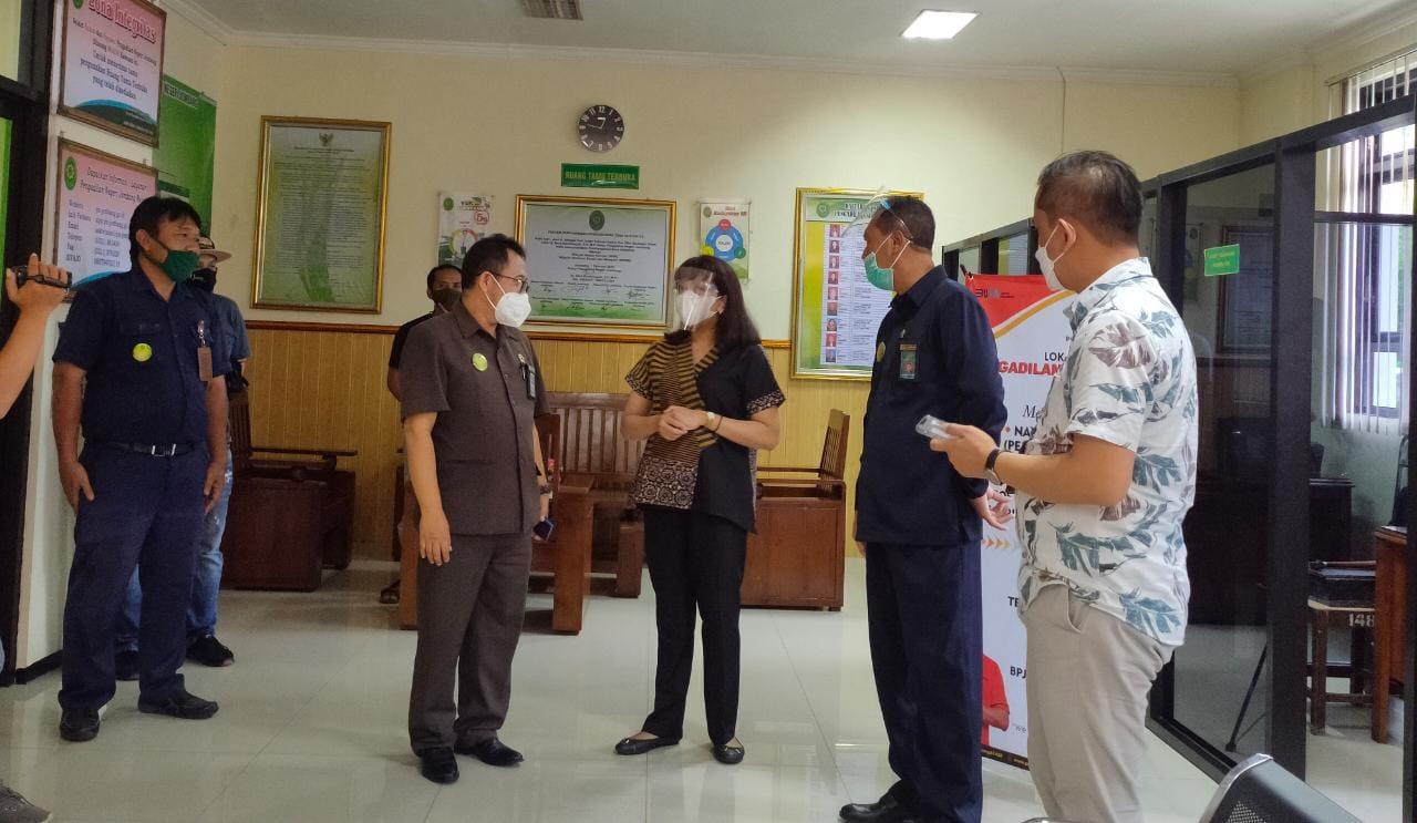 Kemenpan RI Apresiasi Program si Bejo Inovasi PN Jombang
