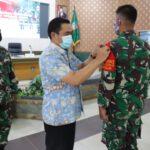 Optimis Jombang Keluar Zona Merah, Wabup ajak TNI Jadi Teladan Prokes