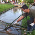 Mayat Kakek 80 Tahun Ditemukan Mengapung di Sungai Tersier Nganjuk