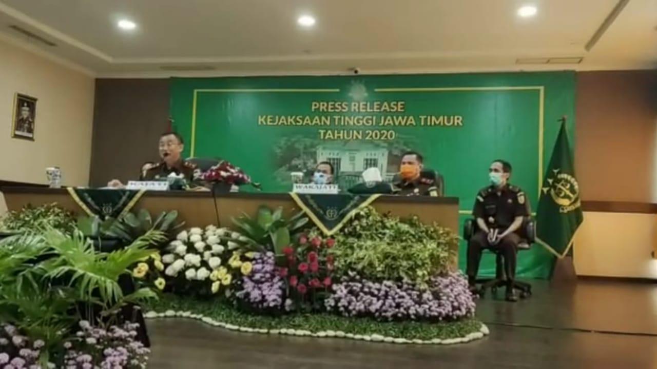 Kejati Jawa Timur Terima Berkas Perkara 5 Anggota dan Simpatisan FPI