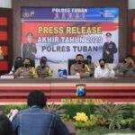 Jumlah Menurun, 160 Orang Meninggal Akibat Kecelakaan di Tuban