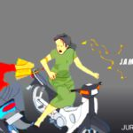 Dua Jambret Uang Rp180 Juta di Jombang Tersungkur Ditembak Polisi