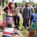Bupati Jombang Kunjungi Warga Korban Angin Puting Beliung di Megaluh