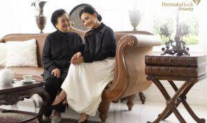 Prioritaskan Keluarga, Susan Bachtiar Andalkan PermataBank Priority
