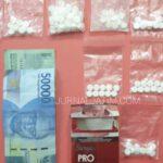 Ditangkap Polisi, Karyawan Elpiji di Nganjuk Nyambi Edarkan Pil Koplo