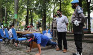 Kasus COVID-19 Naik, Operasi Yustisi di Jombang Temukan 48 Pelanggar