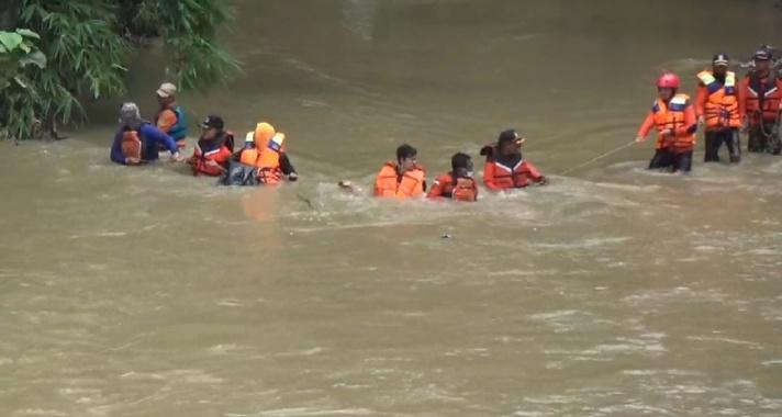 7 Hari Tak Ditemukan, Pencarian Anak Tenggelam di Jombang Dihentikan