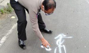 Menyeberang Jalan, Kakek 80 Tahun Tewas Tertabrak Pajero di Jombang