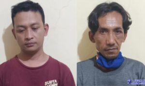 Transaksi Sabu, Dua Pemuda Tarokan Kediri Ditangkap Polisi