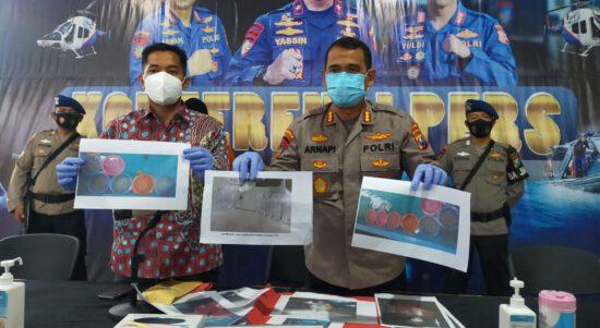 Polda Jatim Tangkap Dua Pelaku Jual Beli Benih Lobster Ilegal di Blitar