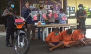 Lima Pelaku Persetubuhan Anak di Nganjuk Dibekuk, 2 Orang Adik-Kakak