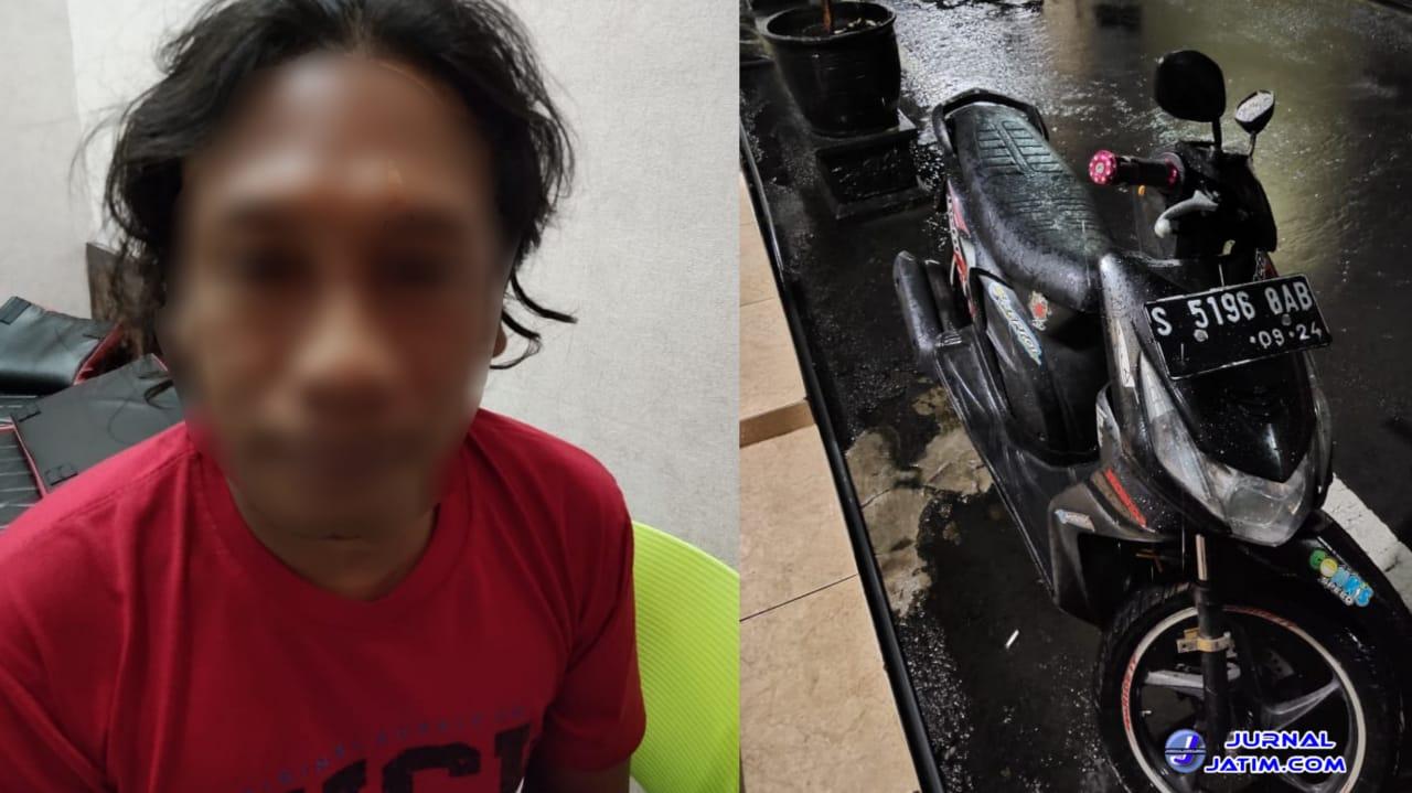 Sebulan Buron, Spesialis Jambret di Jombang Ditangkap Polisi