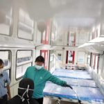 PT INKA Siapkan Gerbong Kereta Medis Untuk Isolasi Pasien COVID-19