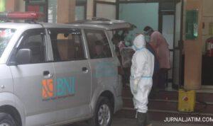Pasien COVID-19 Meninggal di Kabupaten Jombang Capai 295 Orang