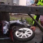Kecelekaan Maut di Jombang, Pemotor Jatuh di Kolong Truk Lalu Terlindas