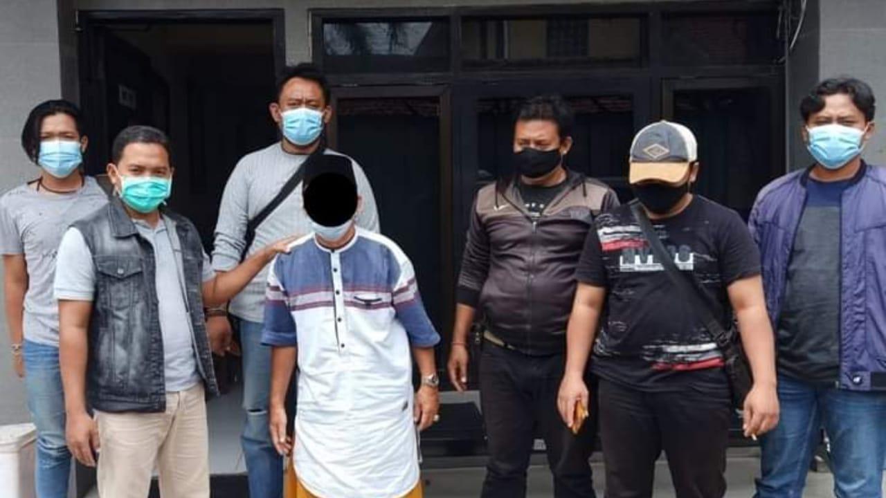 Buronan Penggelapan Mobil Rental Mojokerto Ditangkap Polisi di Jombang
